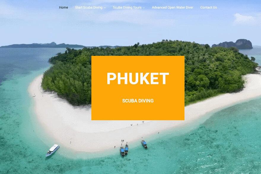 Thailand Divers Phuket Scuba Diving